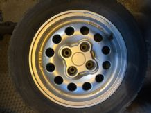 peugeot 205 1.6 Gti pepper pot alloy wheel Speedline Sl201